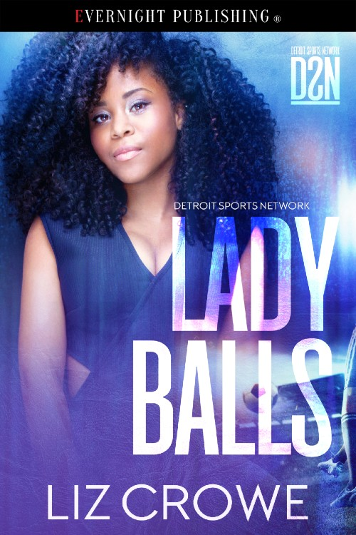 lady balls book cover