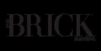 Brick Magazine logo
