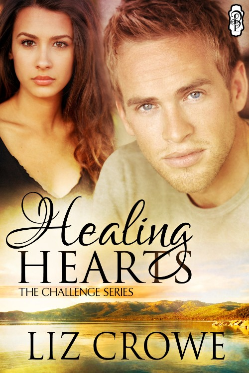 Healing Heart book cover