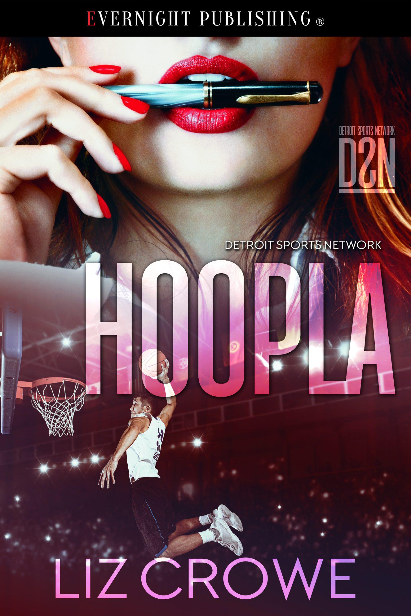 Hoopla book cover