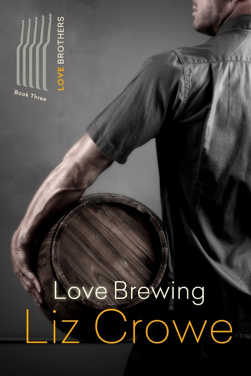 Love Brewing book cover
