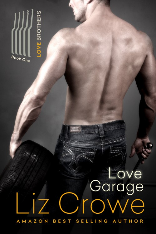 Love Garage book cover