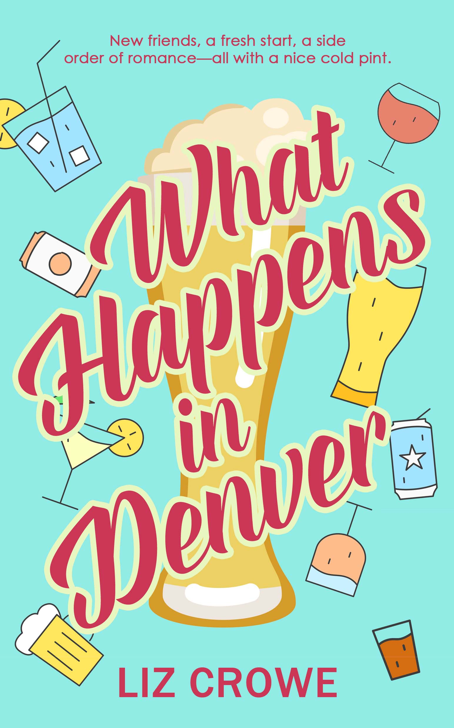 What Happens in Denver Book Cover